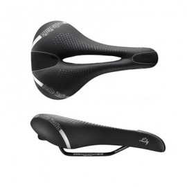 SILLIN SELLE ITALIA LADY GEL FLOW NEGRO