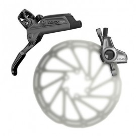 FRENO DISCO SRAM LEVEL TLM DELANTERO GRIS OSCURO 950